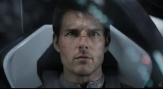 Oblivion  trailer filme Tom Cruise