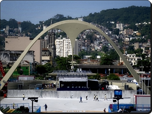 Resultados da Apuração das Escolas de Samba do Grupo Especial do Rio de Janeiro