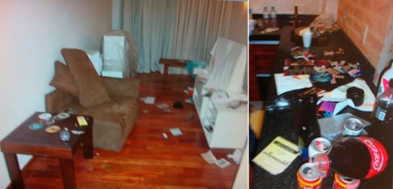 apartamento chorao encontrado morto