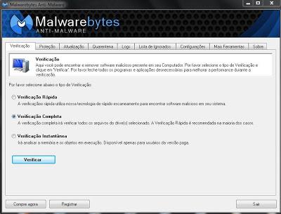 baixar gratis malwarebytes 2013