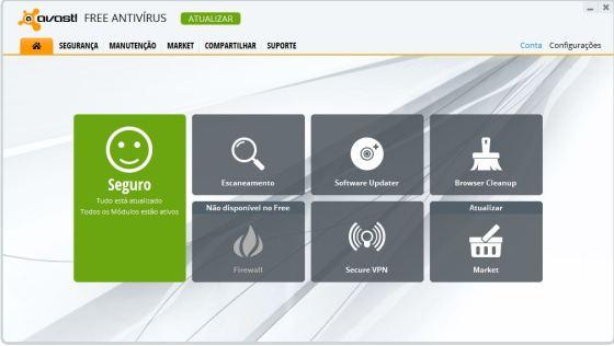 melhor antivirus gratis 2014
